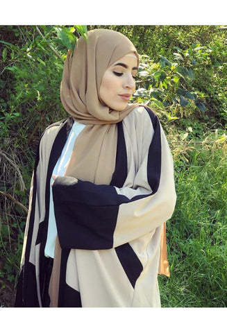 kimono couleurs femme voilées hijab tunique jilbeb mode modeste fashion  Qalam Dress Boutique