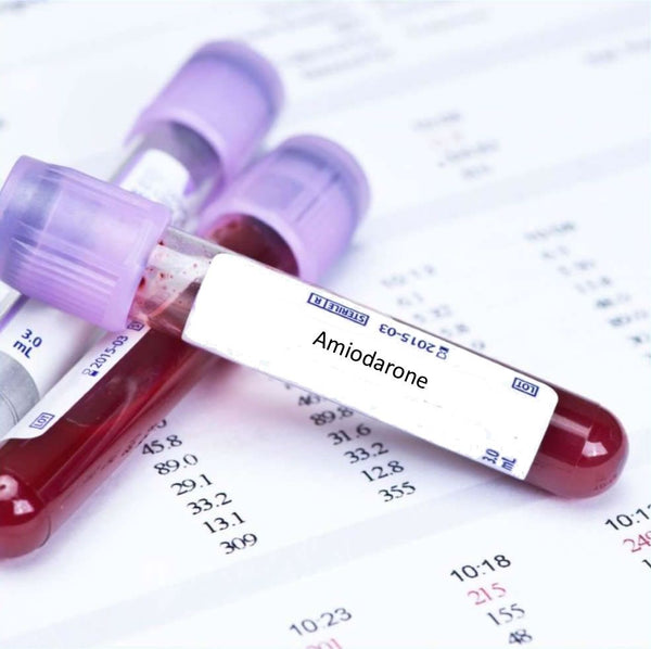 Amiodarone Blood Test