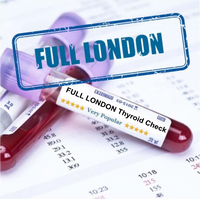 Full London Thyroid Check Plus Reverse T3