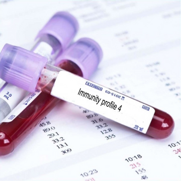IgG Immunity Blood Test Profile 4