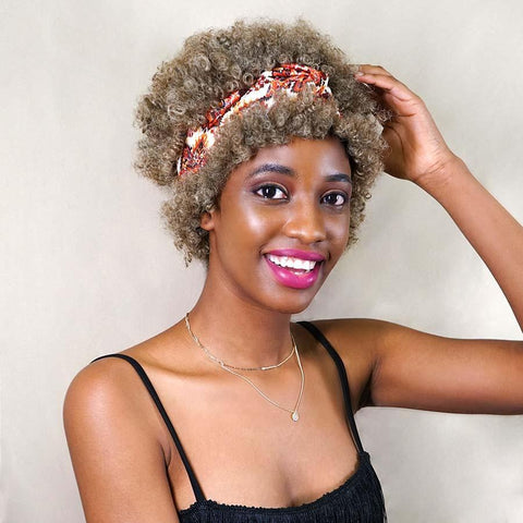 British Style | WRAP-WIG (2 IN 1)| -AF140