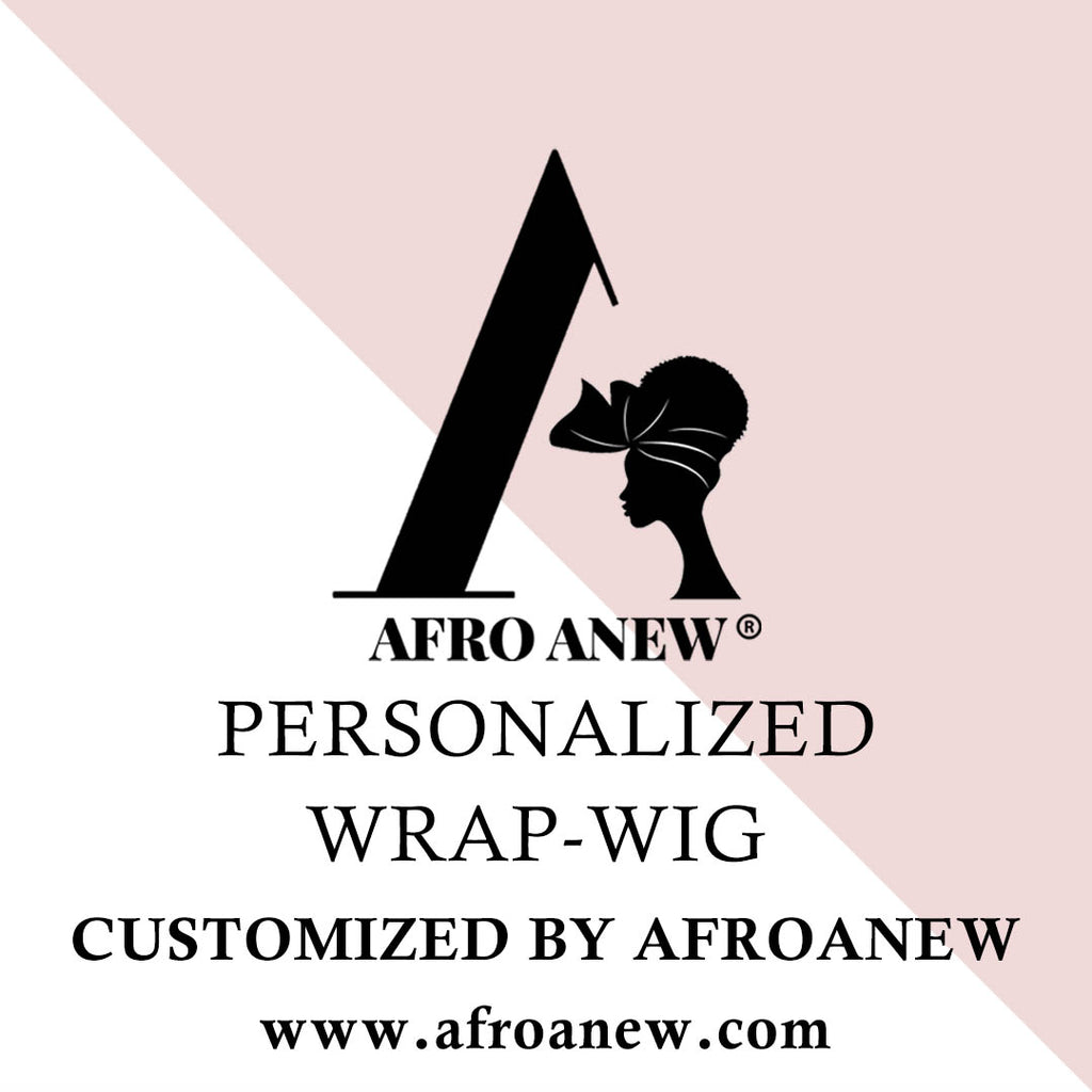PERSONALIZED WRAP-WIG