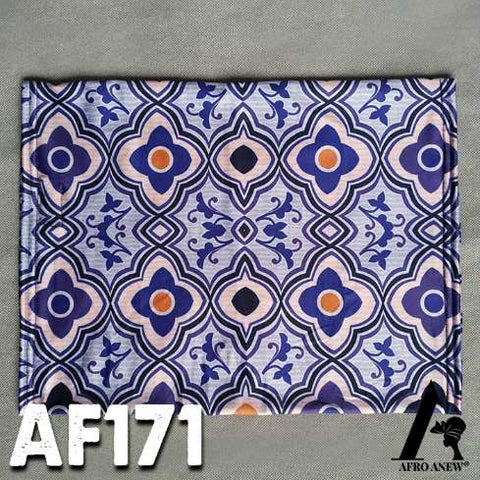 Turkish  Floral | Headwrap-Roll| -AF171