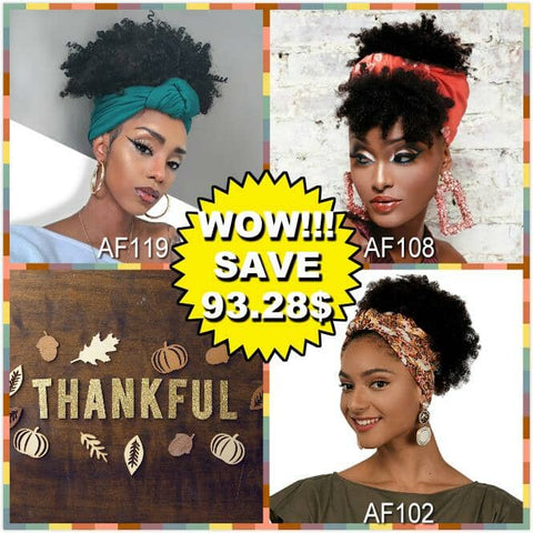 Super Saver Pack | Thanks Giving(FREE SHIPPING)