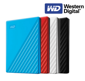 WD Western Digital My Passport 1TB / 2TB / 4TB Portable External Hard Disk USB 3.0 - Data Recovery Lab