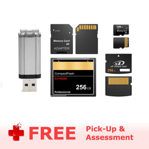 Memory Card & USB Flash Drive Data Recovery (SD Card, MMC, and etc) - Data Recovery Lab