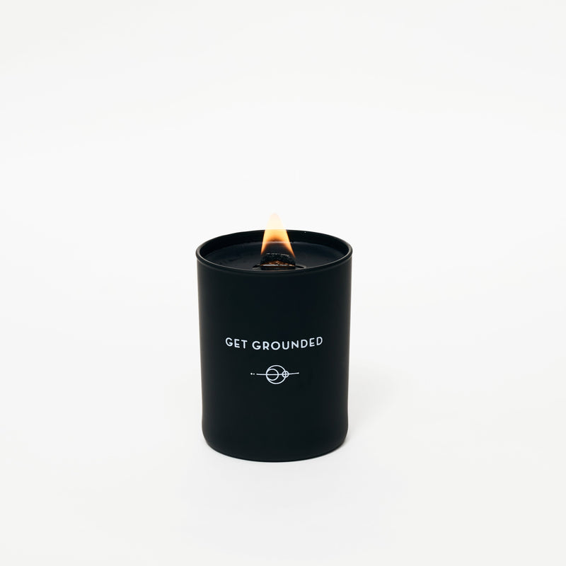 Get Grounded Candle