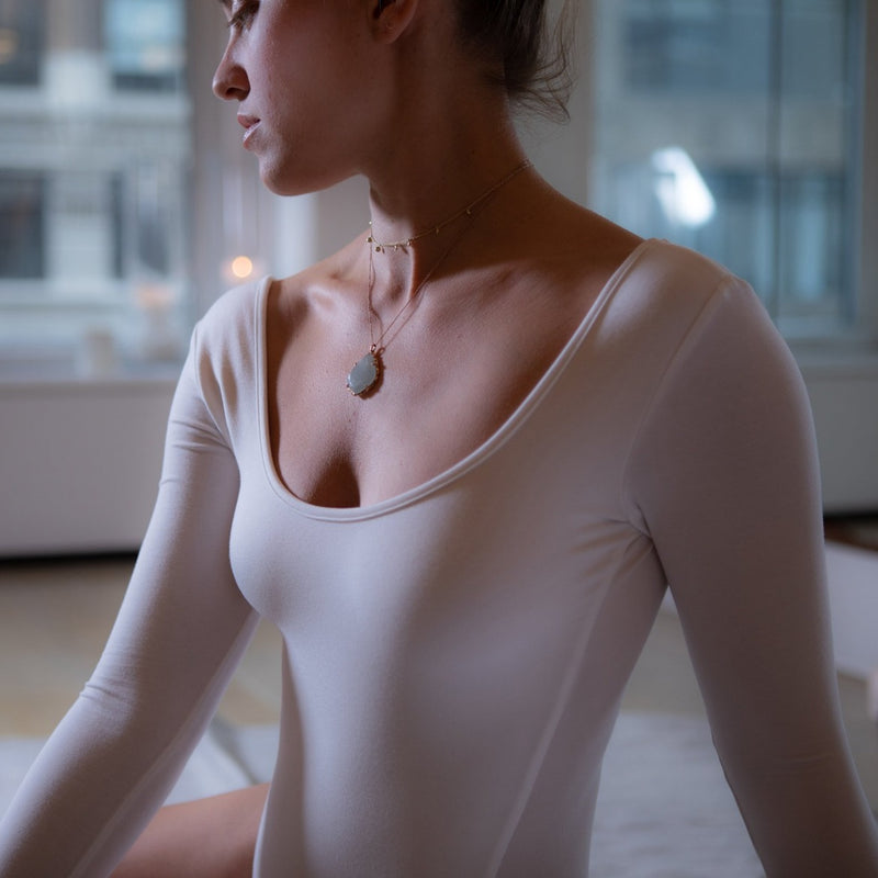 The Long Sleeve Bodysuit