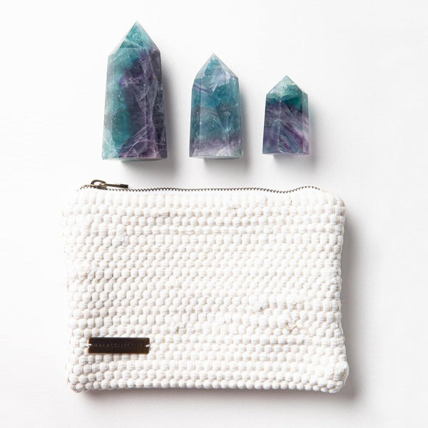 Fluorite Crystal Set