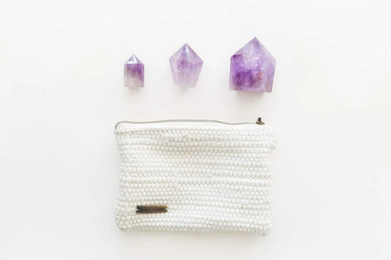 Amethyst Crystal Set