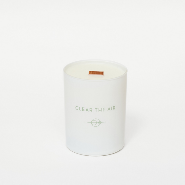 Clear the Air Candle