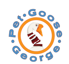 Pet Goose George LLC TM Official Logo