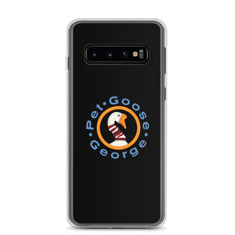 Pet Goose George Logo – Samsung Case