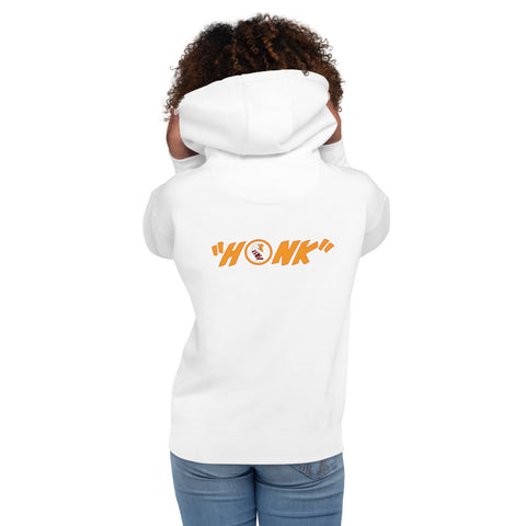 Honk Back – Unisex Hoodie for both Men and Women