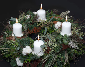 The German Adventskranz