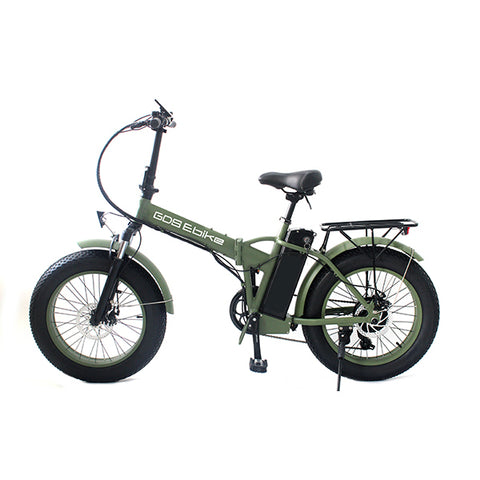 F031 20 inches Fat Tyre Electric Bike