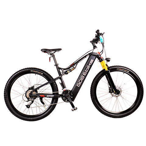 M019-2 FAT TYRE 26 INCHES ELECTRIC BIKE