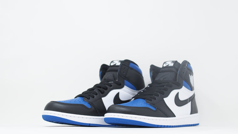 Air Jordan 1 Retro High OG 'Royal Toe'