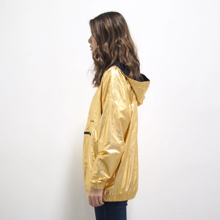 Golden Windbreaker