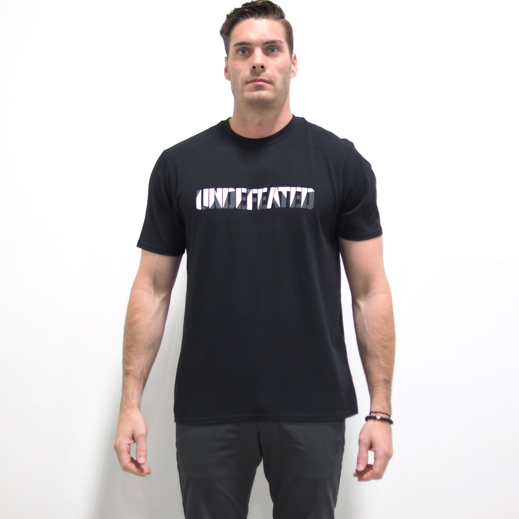 UNDEFEATED TECH TEE - Dream Town Shoes