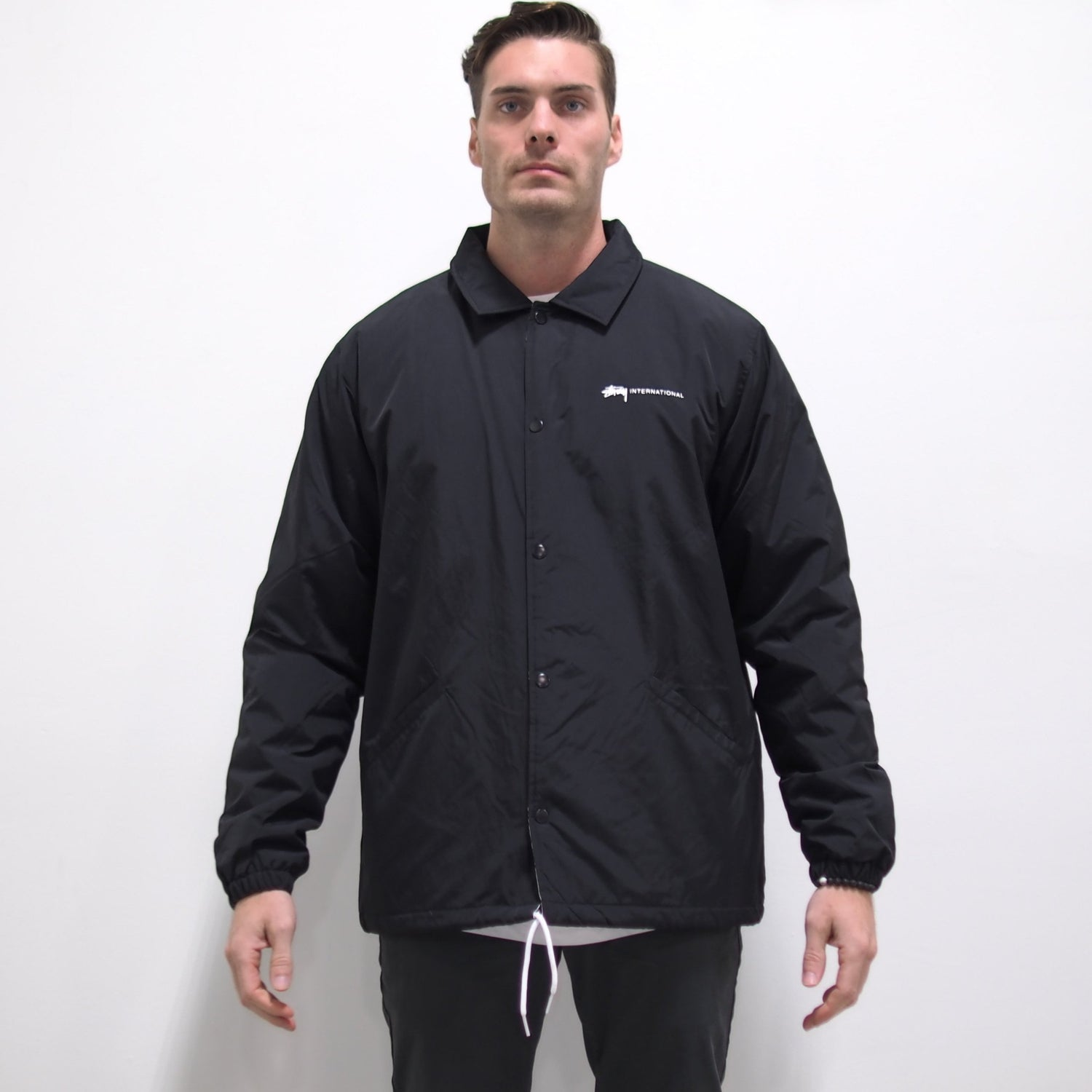 INTNL COACHES JACKET