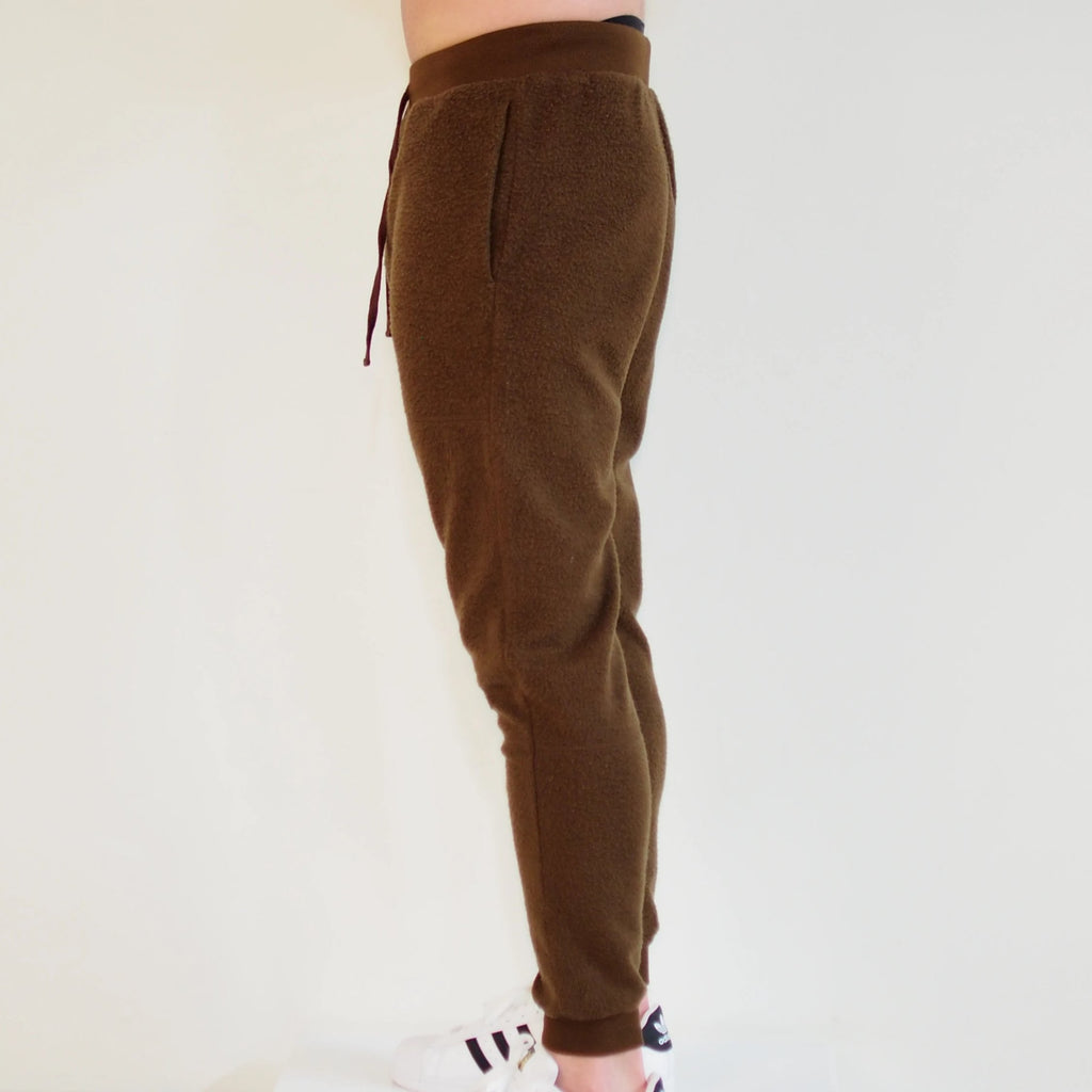 Reverse Terry Pant