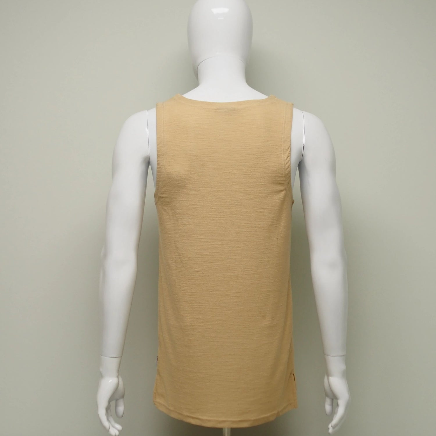 Dalfon Tank Top Knit - Natural