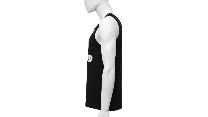 Unbalanced Runner Tank - Black