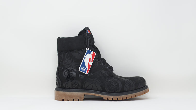 Mitchell & Ness x NBA East vs West 6 Inch Premium Waterproof Boots