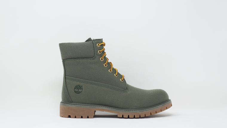 6 Inch Premium Boots Thread™ Canvas Boots