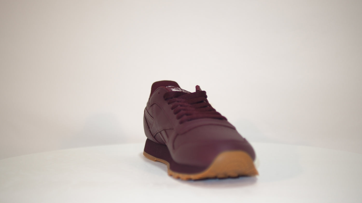 Classic Leather Gum - Dream Town Shoes