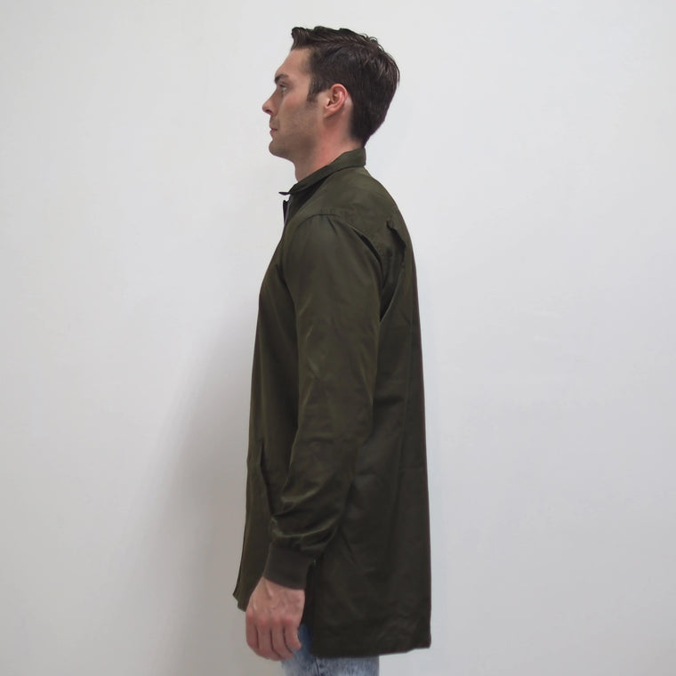 Carato Woven - Olive