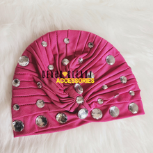 Load image into Gallery viewer, Bling Turban