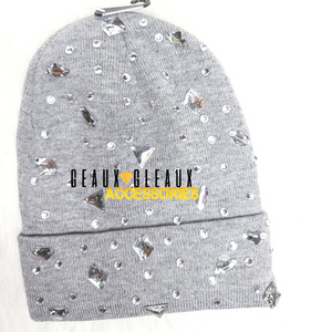 Bling 1 Sweater Beanie
