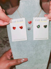 Load image into Gallery viewer, Deart Heart Necklace Set
