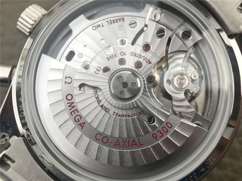 Omega Speedmaster 57 Co-Axial 331.10.42.51 with Clone 9300 Movement.