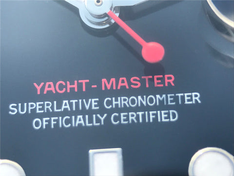 Red-Yacht-Master-Printing