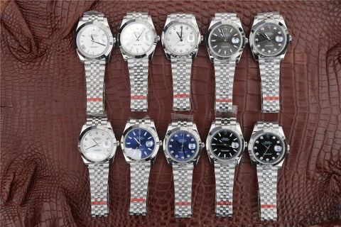 Rolex Datejust Collection