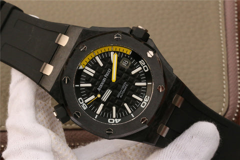 Audemars Piguet Diver 15706 Forged Carbon Watch with 3120 Movement