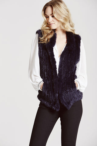 Argyll Classic Gilet - The Soho Furrier  - 1