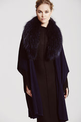 Ultimate Croombe Collar and Cashmere Cape - The Soho Furrier  - 1