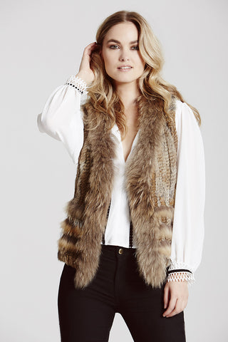 D'Arblay Classic Gilet - The Soho Furrier  - 1