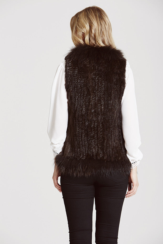 D'Arblay II Gilet - The Soho Furrier  - 2