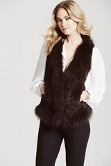 D'Arblay II Gilet - The Soho Furrier  - 1