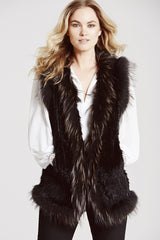 Ultimate D'Arblay Gilet - AW16 Sale - The Soho Furrier  - 2