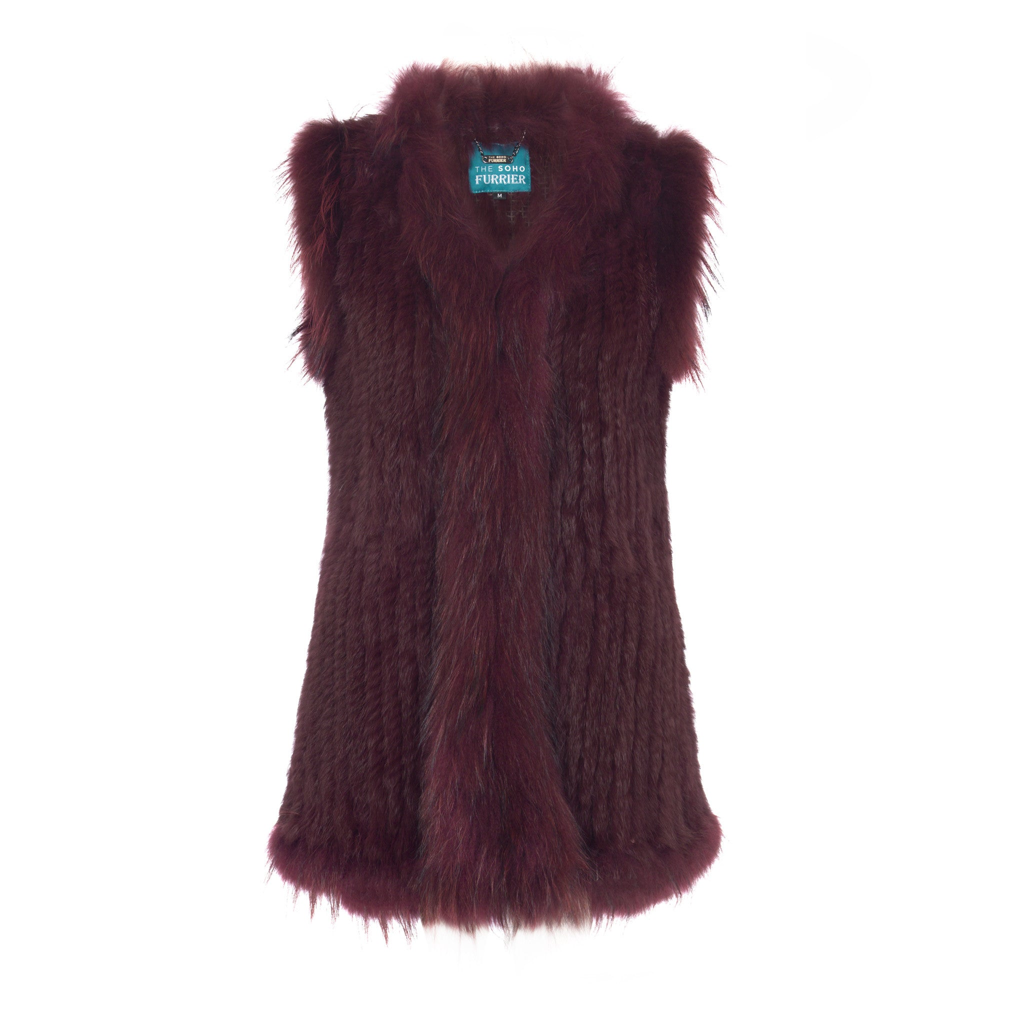Ultimate D'Arblay Gilet - AW16 Sale - The Soho Furrier  - 1
