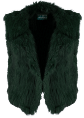 Argyll Biker Gilet - AW16 Sale - The Soho Furrier  - 2