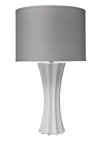 Granada Lamp Grey Shade