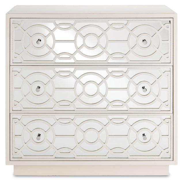 St. Augustine Chest - Cloud White