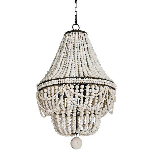 CoCo Chandelier - Ivory
